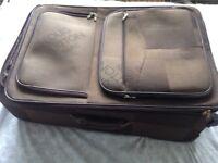 Large suitcase excellent condition;