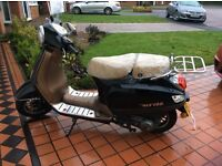 Ws scooter 125