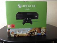 XBOX ONE 1TB Fallout Bundle Brand new Sealed