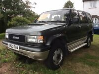 ISUZU Trooper LWB TURBO D Estate