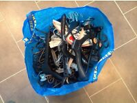FREE bag of various coathangers