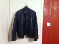 lambretta leather size L