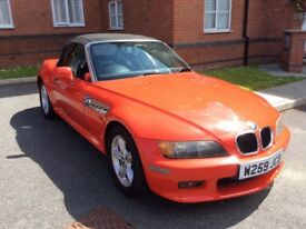 BMW Z3 Convertable Roadster for sale