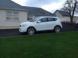 2010 Nissan Qashqai 1.5 dCi Visia 2WD 5dr ++. Very ecominical ++ 20 inch alloys