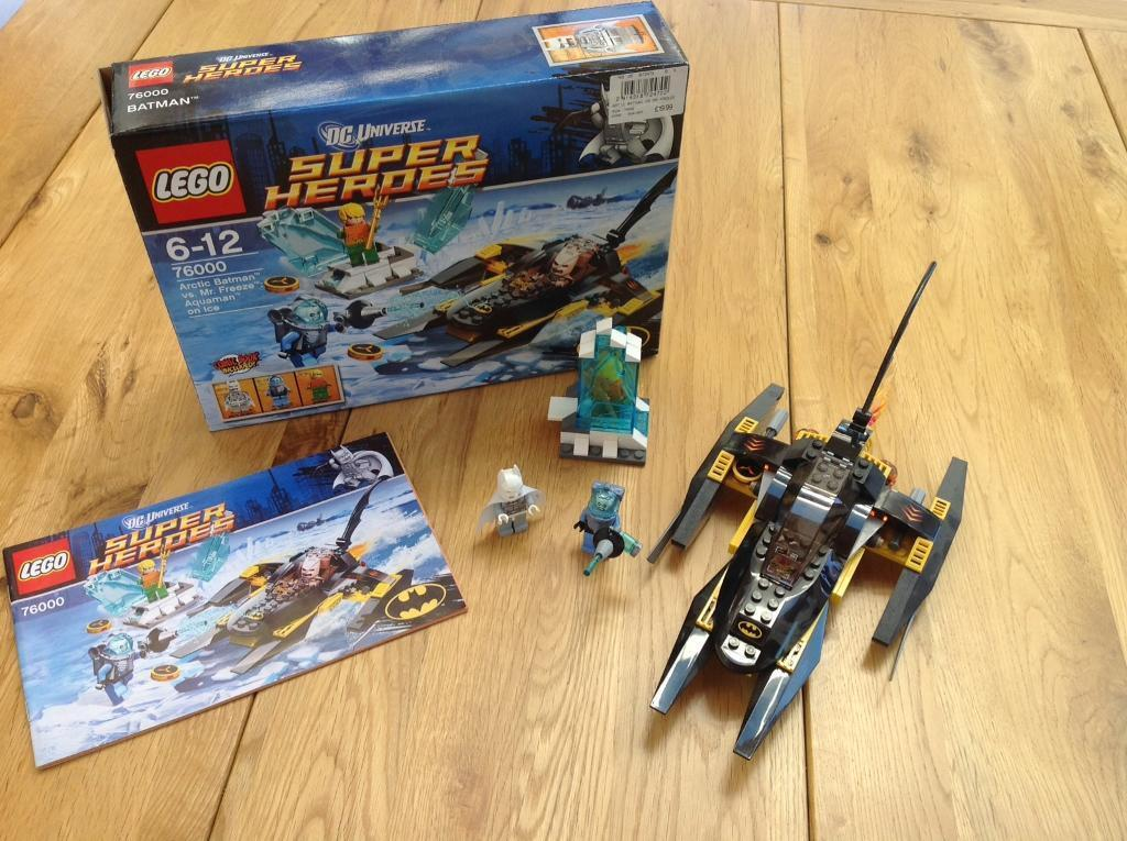 Lego DC Universe SuperHeroes 76000