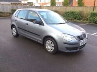 2006 Volkswagen Polo 5 Dr 1.2 Petrol Mint Condition Low Mileage Mot 12 Month