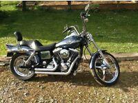 Harley Davidson 03 dyna wide glide