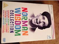 Norman Wisdom Collection DVD unopened and unused