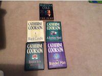 Brand New Catherine Cookson 4 x Hardback Books & 1 Paperback