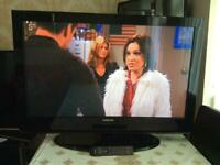 50 INCH SAMSAUNG PLASMA TV HD READY FREEVIEW MODEL PS50Q97HD WITH REMOTE