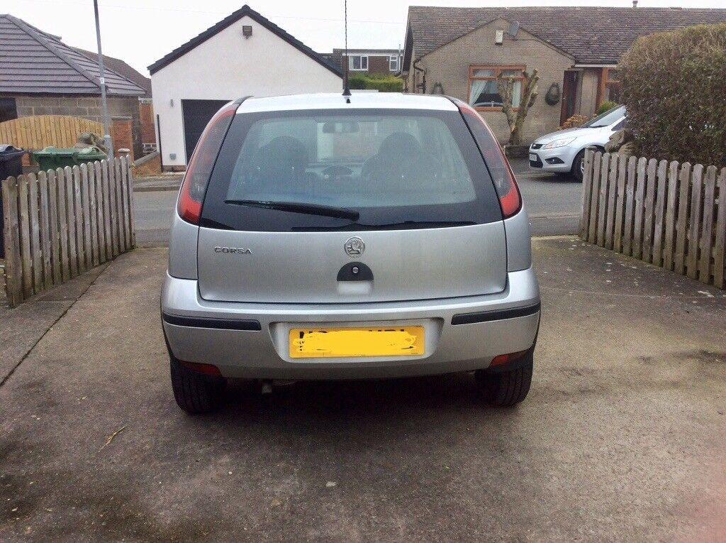 Vauxhall Corsa 1.0 ideal first car