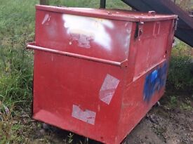 Large strong storage container