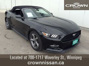 2015 Ford Mustang V6 with Soft Top