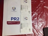 Ryder Cup Tickets, Paris , France