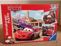 Disney 'Cars' puzzles by Ravensburger