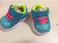 Baby girl Nike trainers