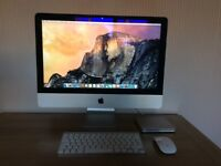 Apple iMac 21inch 2014 mid model