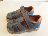 Brand New Children's Blue Sandals