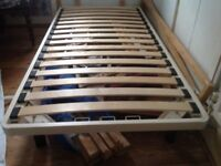 Single MUJI bed frame