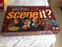 Scene It? Harry Potter DVD Game