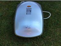 Lean mean fat Grilling machine