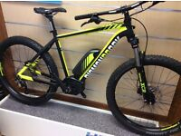 Bosch electric mountain bike 27 plus