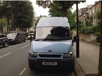 Ford transit Mwb Extra high Top Ex British Gas van for sale