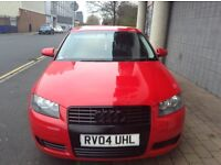 2004) Audi A3 1.6 Special Edition 3dr, Petrol, Manual (Looks and Drives absolute superb, nice car)