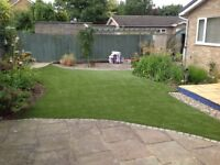 Artificial grass offcuts - top quality
