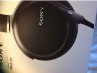 Sony MDR Z7 fully balanced stereo headphone as new