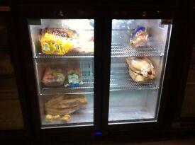 bar pub fridge