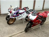 Cagiva mito mk1 in Hertfordshire full power 125