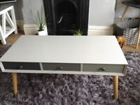 Coffee table - Ideal Home- Orlando Retro Coffee Table