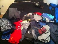 Boys bundle age 3-5 clothes an shoes