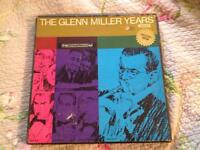 The Glenn Miller Years collectors edition boxed set of vinyl albums