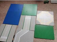 Lego baseplates for sale £2.50 each