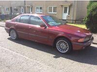 BMW 525 TDS SE 1997 (R reg) 4 Door Saloon ,5 Speed Manual