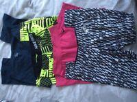 LARGE BUNDLE of Genuine Nike Training Gym Jogging Running Training Clothes (Activewear)