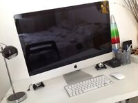 iMac 27 inch with wifi A3 / A4 printer