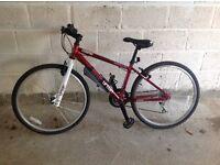 Bike- child's bicycle, Apollo Urban mountain bike in excellent condition