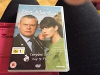 Doc Martin DVD complete series 1-4