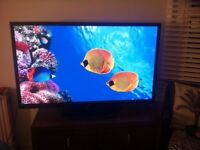 "52"" LG FULL HD FREEVIEW LED ETHERNET TV"