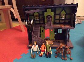 Scubidu Haunted house