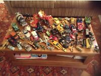 Large amount of transformer figures in excellent condition