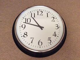 Ikea (BRAVUR) wall clock