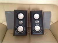Sony ss/s9 pair of speakers with covers £30 ono