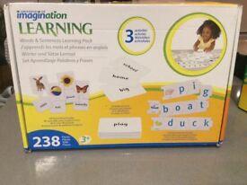 Imagination learning set