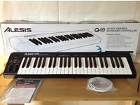 Ales is Q49 USB/MIDI Keyboard Controller