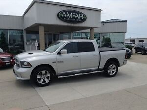 2014 RAM 1500 SPORT / CREW / NO PAYMENTS FOR 6 MONTHS !!!