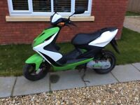 Yamaha Aerox R Moped 49cc